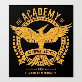 Academy of Survival Canvas Print