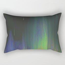 Night Rain Rectangular Pillow