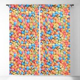 Sweet & Sour Pastel Candy Tarts Pattern Blackout Curtain