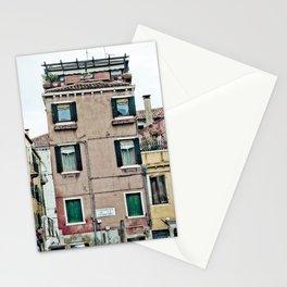 Venetian Windows Stationery Cards