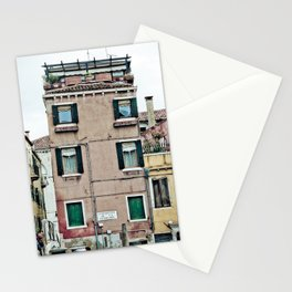 Venetian Windows Stationery Cards