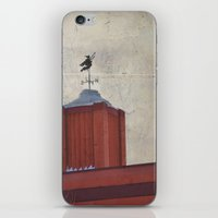 witch iPhone & iPod Skins featuring Witch by Elina Cate