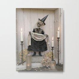 Rucus Studio Muerte - Dia de los Muertos Metal Print