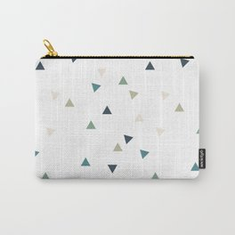 Triangles Colour Study Carry-All Pouch