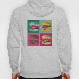 Pop Art Burger #2 Hoody