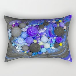 Bubbles-Art - Gaia Rectangular Pillow