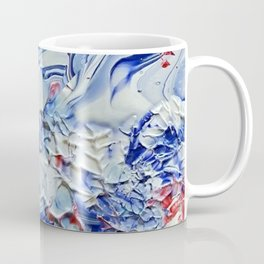 Digital Floral Coffee Mug