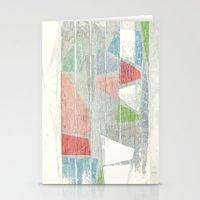 titan Stationery Cards featuring Titan - Cryo by Fernando Vieira