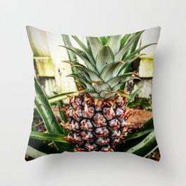 Mine-apple Pineapple Throw Pillow