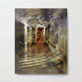 Corridor 5 Metal Print