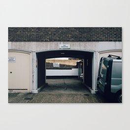 Cadogan Lane #2 Canvas Print