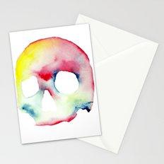 Skull #3 Stationery Cards