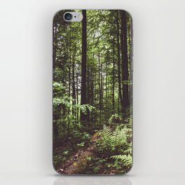 Woodland - Landscape and Nature Photography iPhone Skin