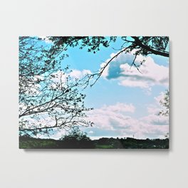 Somewhere Out There Metal Print