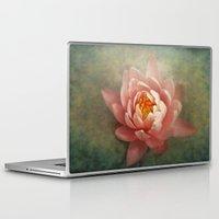 lotus Laptop & iPad Skins featuring Lotus by Pauline Fowler ( Polly470 )