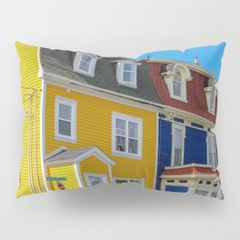 Jellybean Row Pillow Sham