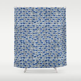 The ancients - sacred histories Shower Curtain