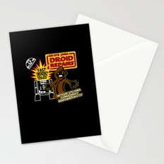 Gr'Ate Jawa Droid Repairs Stationery Cards