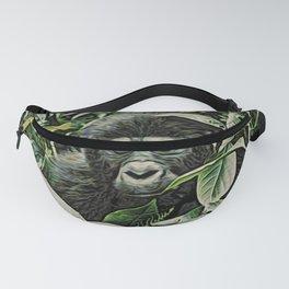 Animal ArtStudio 22516 Gorilla Baby Fanny Pack