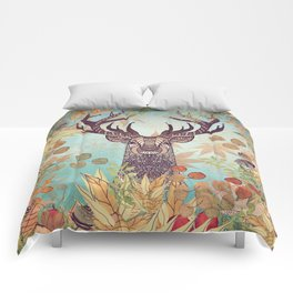 THE FRIENDLY STAG Comforters