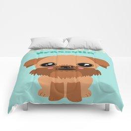 Brussels Griffon Comforters