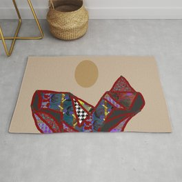 HIGH FASHION OUTFIT TTY N24 Rug