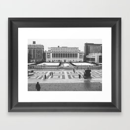 Columbia University NYC Framed Art Print