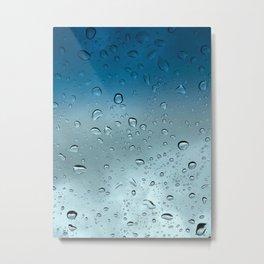 the rain is a beautiful thing Metal Print