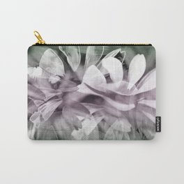 Pink  Exposures Carry-All Pouch