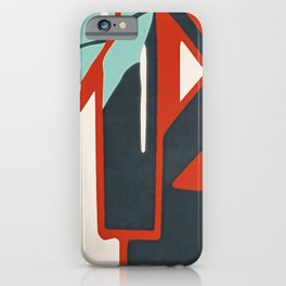 In the street No1 iPhone Case