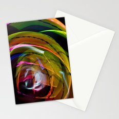 Experiments in Light Abstraction 3 Stationery Cards