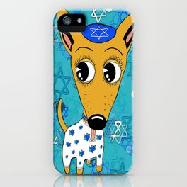 Happy Chihuanukkah! iPhone Case