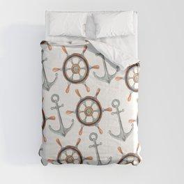 Nautical #1 Comforters