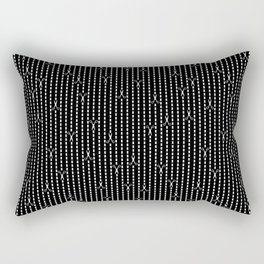 cut on the dotted lines Rectangular Pillow