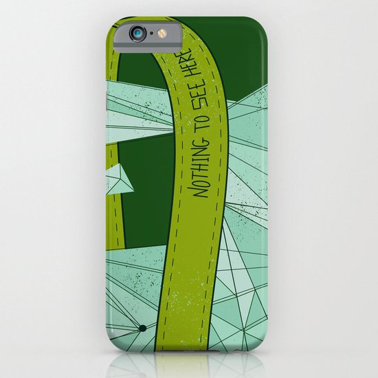 Nothing To See Here (G). iPhone & iPod Case