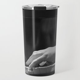 Musicians Hands Travel Mug