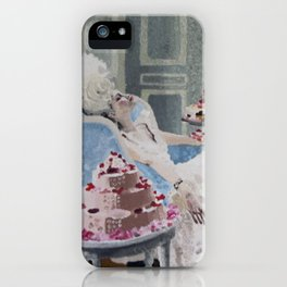Deliriously Decadent iPhone Case
