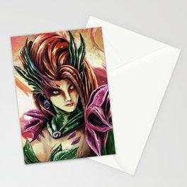 Portait Zyra Stationery Cards