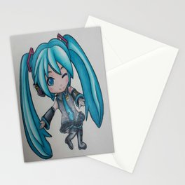 Hatsune Miku Stationery Cards