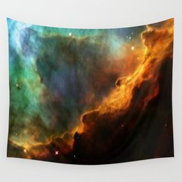 Nebula Omega Wall Tapestry