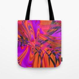 Fusion of Sound Tote Bag