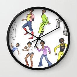 Soul Sensation Wall Clock
