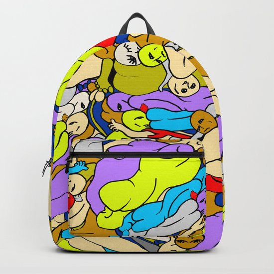 Pillow Talk Love Backpack