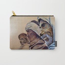 FREE SPIRITS - sunny version Carry-All Pouch