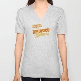 Dellwood Ballroom Unisex V-Neck