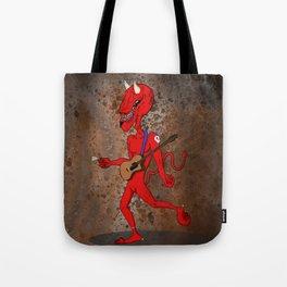 The Devil's Gig Tote Bag