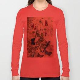 Columbine Love Letters 2 Long Sleeve T-shirt