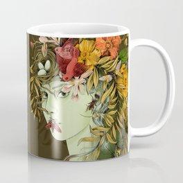 Persephone, goddess of Spring Coffee Mug