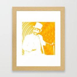 Charlie Kelley - Always Sunny Framed Art Print