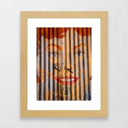 Shiner Framed Art Print